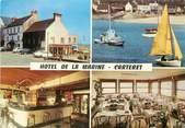 """50 Manche / CPSM FRANCE 50 """"Carteret, hôtel de la Marine"""""""