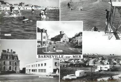 """/ CPSM FRANCE 50 """"Barneville sur Mer """""""