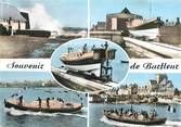 """50 Manche / CPSM FRANCE 50 """"Barfleur, le canot de sauvetage"""""""