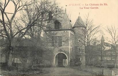 """CPA FRANCE 77 """"Aulnoy, le Chateau du Rû"""""""