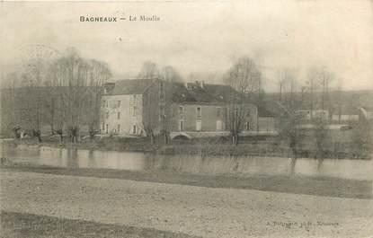 """CPA FRANCE 77 """"Bagneaux, le Moulin"""""""