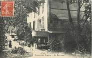 "13 Bouch Du Rhone / CPA FRANCE 13 ""Roquefavour, restaurant Arquier, la terrasse"""