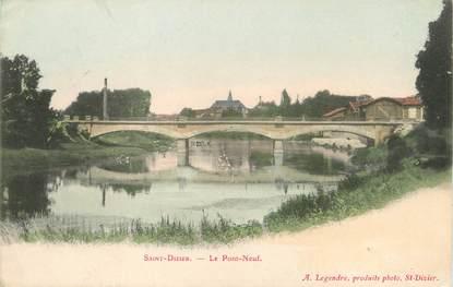 """/ CPA FRANCE 52 """"Saint Dizier, le pont Neuf"""""""