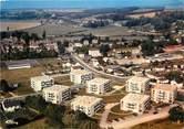 """95 Val D'oise / CPSM FRANCE 95 """"Magny en Vexin, vue aérienne, quartier des Marais Chauds"""""""