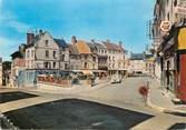 """95 Val D'oise / CPSM FRANCE 95 """"Magny en Vexin, place de la Halle"""""""