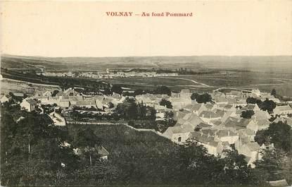 "CPA FRANCE 21 ""Volnay, au fond Pommard"""