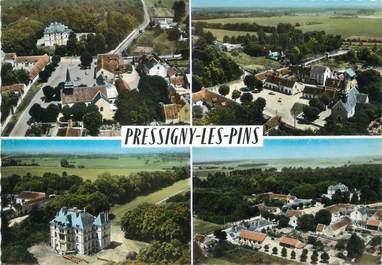 "/ CPSM FRANCE 45 ""Pressigny Les Pins """