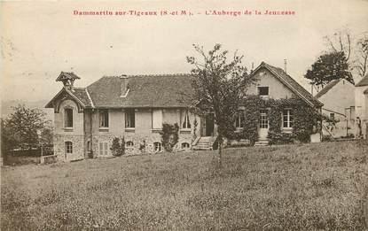 "CPA FRANCE 77 ""Dammartin sur Tigeaux, auberge de jeunesse"""