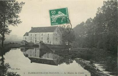"""CPA FRANCE 77 """"Dammartin sur Tigeaux, Moulin du Coude"""""""
