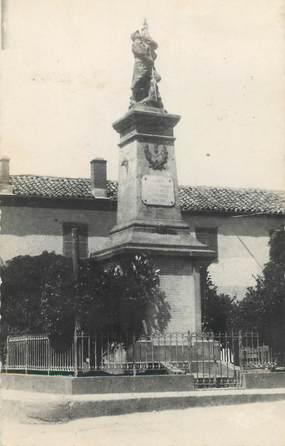 """CPSM ALGERIE """"Médéa, le monument aux morts"""""""