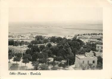 "CPSM TUNISIE ""Vue générale"""
