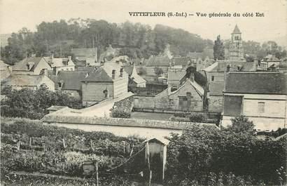 """CPA FRANCE 76 """"Vittefleur"""""""