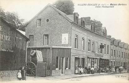 """CPA FRANCE 76 """"Villers Ecalles, Maison Berteau"""""""