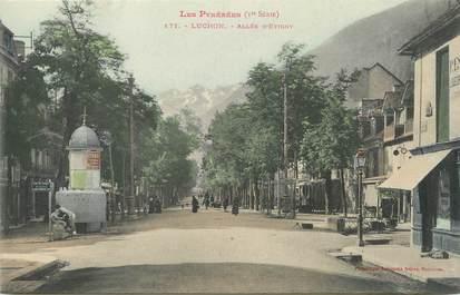 """/ CPA FRANCE 31 """"Luchon, allée d'Etigny"""""""