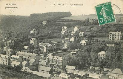 """CPA FRANCE 76 """"Yport"""