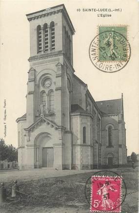 """/ CPA FRANCE 44 """"Sainte Luce, l'église"""""""