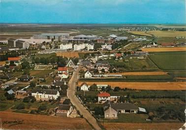 """/ CPSM FRANCE 45 """"Boulay les Barres, vue aérienne du bourg"""""""