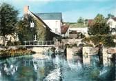 """45 Loiret / CPSM FRANCE 45 """"Chatillon Coligny, le moulin de la fosse"""""""