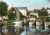 """45 Loiret / CPSM FRANCE 45 """"Chatillon Coligny, le moulin de la fosse """""""