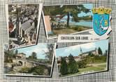 """45 Loiret / CPSM FRANCE 45 """" Chatillon sur Loire """""""
