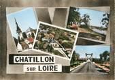 """45 Loiret / CPSM FRANCE 45 """"Chatillon sur  Loire"""""""