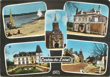 """/ CPSM FRANCE 45 """"Cerdon du Loiret"""""""