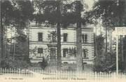 """61 Orne / CPA FRANCE 61 """"Bagnoles de l'Orme, villa Beaumont"""""""