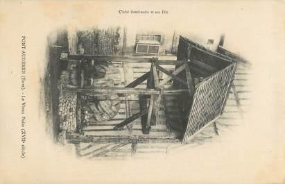 """/ CPA FRANCE 27 """"Pont Audemer, le vieux puits"""""""