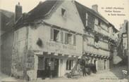 "56 Morbihan / CPA FRANCE 56 ""Auray, vieilles maisons de Saint Goustan"""
