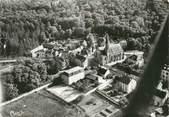 """45 Loiret / CPSM FRANCE 45 """"Malesherbes, vue aérienne, l'église """""""