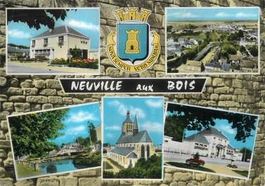 """/ CPSM FRANCE 45 """"Neuville aux  Bois"""""""