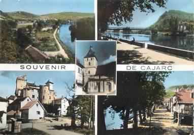 """/ CPSM FRANCE 46 """"Cajarc, vue générale"""""""