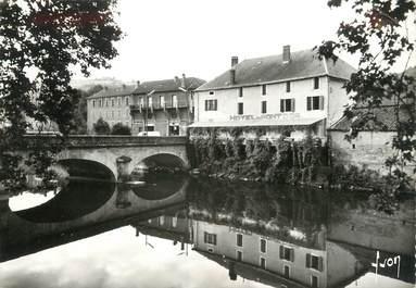 """/ CPSM FRANCE 46 """"Figeac, hôtel du pont d'Or"""""""