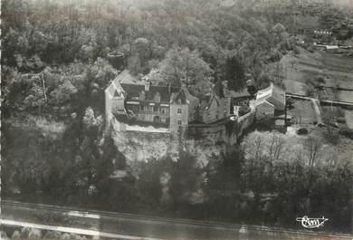 """/ CPSM FRANCE 46 """"Genevières, le château"""""""