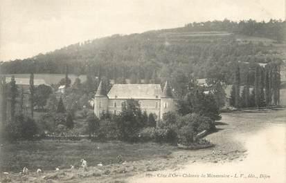 """/ CPA FRANCE 21 """"Château de Ménessaire"""""""