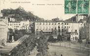 "07 Ardeche / CPA FRANCE 07 ""Annonay, place des Cordeliers"""