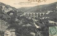 """07 Ardeche / CPA FRANCE 07 """"Privas, le pont de Bourdely et la vallée"""""""