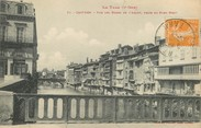"81 Tarn / CPA FRANCE 81 ""Castres, vue des bords de l'Agout"""