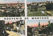 "46 Lot / CPSM FRANCE 46 ""Souvenir de Montcuq"""