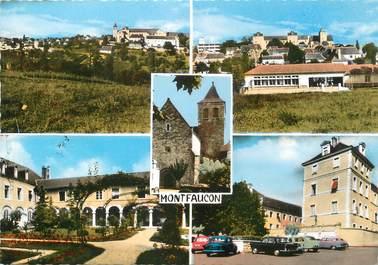 "/ CPSM FRANCE 46 ""Montfaucon"""