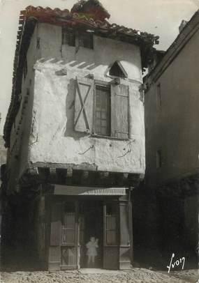 """/ CPSM FRANCE 46 """"Saint Céré, vieille maison"""""""