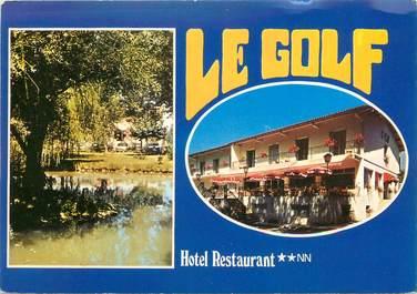 """/ CPSM FRANCE 47 """"Aiguillon, hôtel restaurant le Golf"""""""