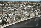 """47 Lot Et Garonne / CPSM FRANCE 47 """"Tonneins, vue générale et place du château"""""""
