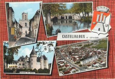 "/ CPSM FRANCE 47 "" Casteljaloux"""