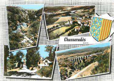 "/ CPSM FRANCE 48 ""Chasseradès"""