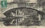 """77 Seine Et Marne / CPA FRANCE 77 """"Villeparisis, le pont de Mitry """""""