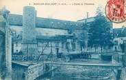 """91 Essonne / CPA FRANCE 91 """"Essonnes, Moulin Galant, l'usine et l'Essonne"""""""