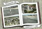 """50 Manche / CPSM FRANCE 50 """" Souvenir de Barneville sur Mer"""""""