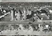 """50 Manche / CPSM FRANCE 50 """"Barneville sur Mer, le château"""""""