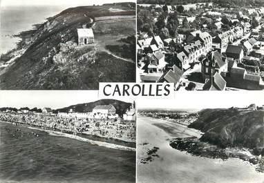 "/ CPSM FRANCE 50 ""Carolles """
